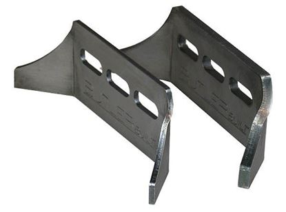 Picture of Slotted Steel Chassis Tabs