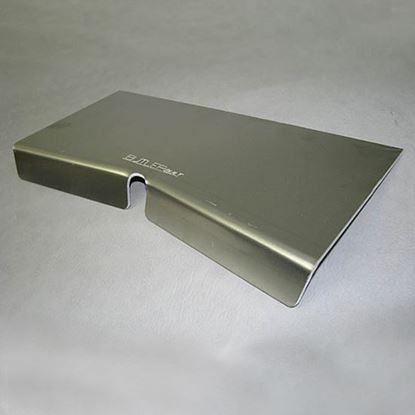 "Picture of Aluminum Seat Back Bracket-1/8""-70 degree"