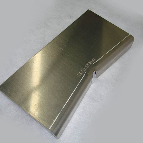 Picture of Aluminum Seat Back Bracket-3/16""