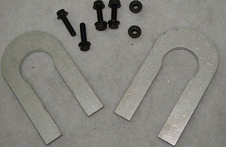 Picture for category Mounting clamps (Sprint seats)