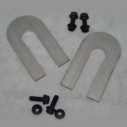 Picture of King Clamps for Sprint seat bottom mounting