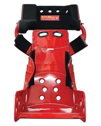 butlerbuilt sprint car slidejob seat