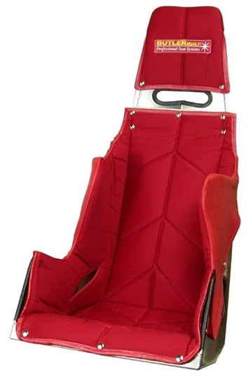 ButlerBuilt Professional Seat Systems. ProSportsman racing car seat.