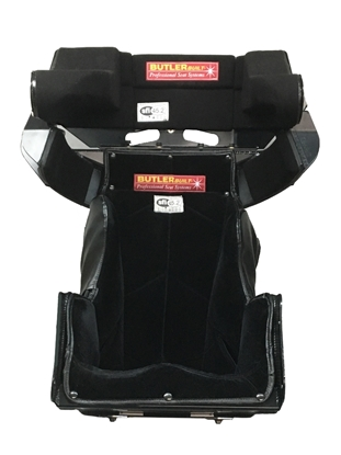 Picture of SFI 39.1 ADVANTAGE SPEEDWAY TUBE STYLE SEAT