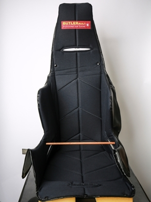 Black cloth ProSportsman seat cover