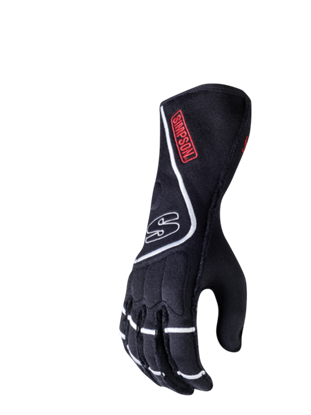 Black/White Simpson DNA Glove